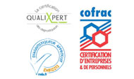 certifications de diagnostics